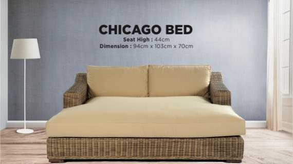 Chicago Bed